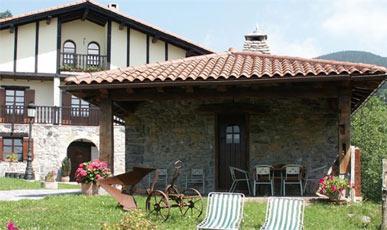 Casa Rural Urresti Baserria